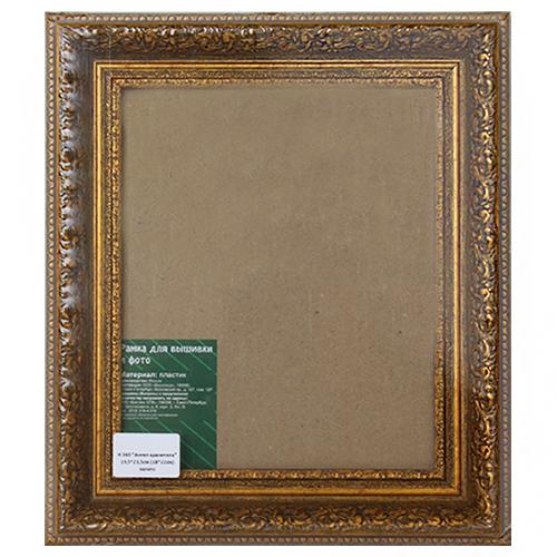 К 160 (1536) Рама со стеклом 'Ангел хранитель' 19,5*23,5см (18*22см)