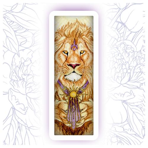 303 Набор для вышивания Astrea 'Король солнца' 11х36см