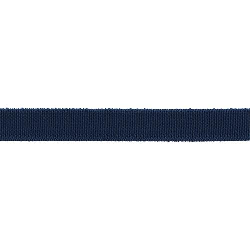 15-4160/9882 Резинка вязаная 10мм*50м т.синий