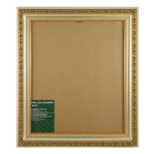 К 156 (BPЗ) Рама со стеклом 'Богородица Леушинская' 22,6*26,6см (21*25см)