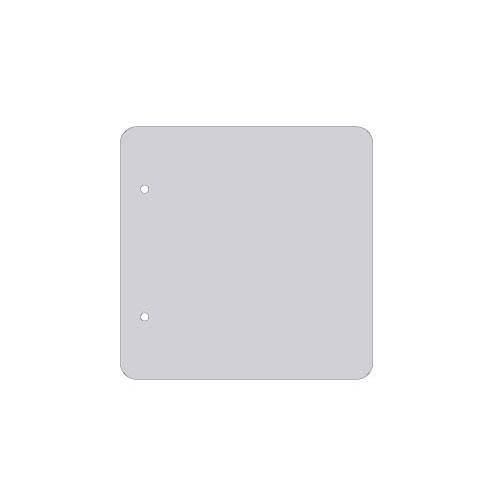 HY050105 Заготовка для альбома, квадрат, 2шт,10х10 см