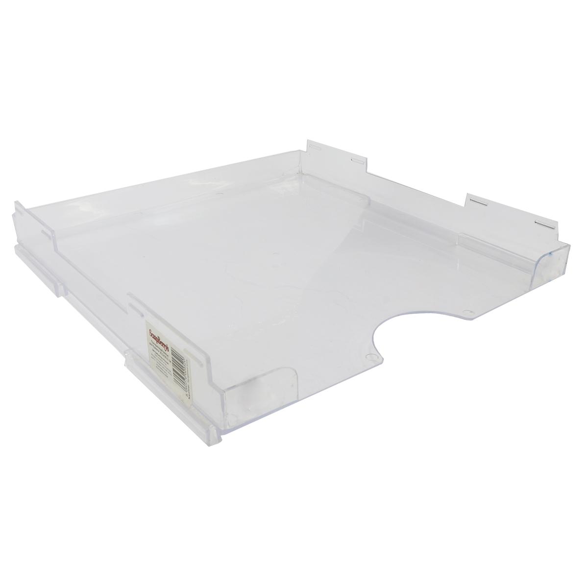 Scd 075101 Прозрачный лоток для бумаги б/у 30,5*30,5см