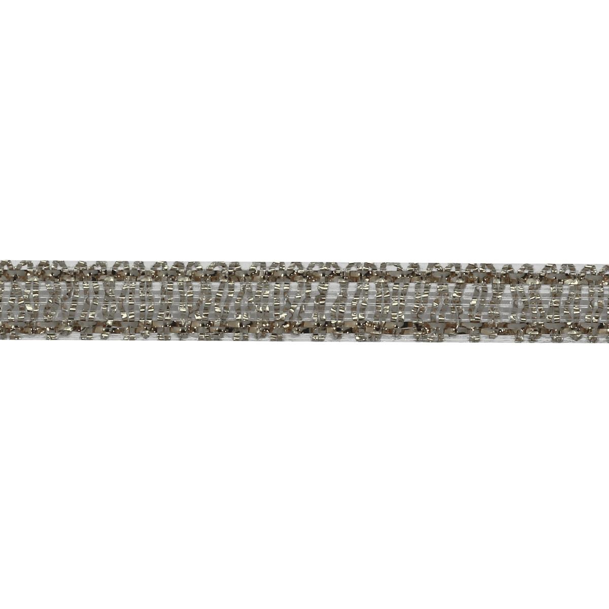 Лента металлизированная 3мм*100м