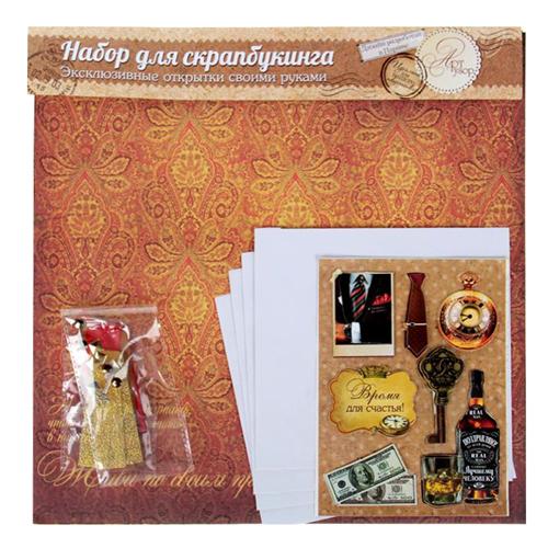 1029874 Набор для создания открыток 'Шик' 29.5 х29.5 см