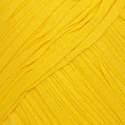 Пряжа из Троицка 'Итальянская' 200гр. 165м. (100% хлопок) (0596-желтый) фото