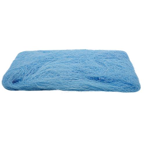 57904 Волокно сизаля 40г синее