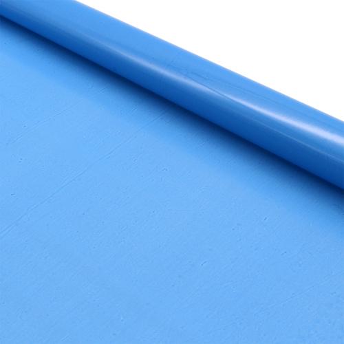 57106 Пленка матовая цветная 70см голубая