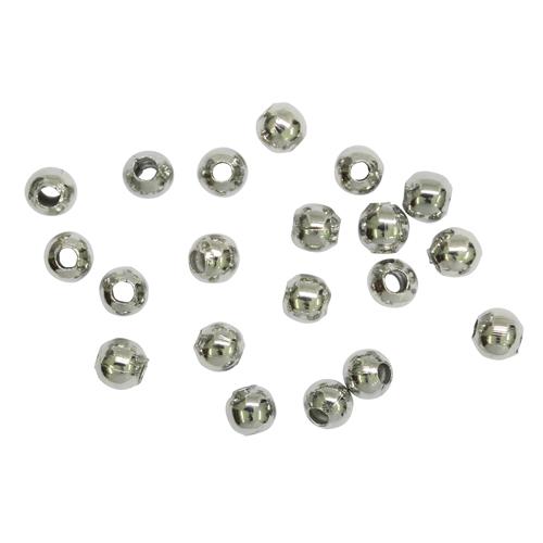 1353575 Кримп 4 мм 20шт/упак, серебро