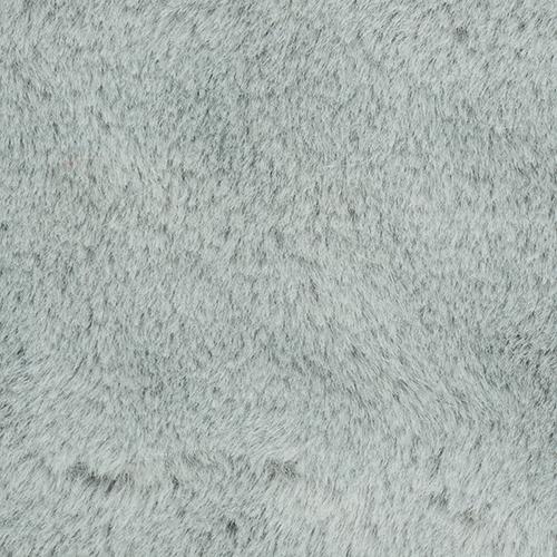М-5008 Мех 'Мутон' средний ворс, 50 см*56 см,100%п/э, светло-серый