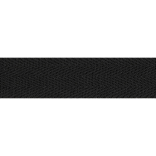 1030Ч (лайт) Лента киперная 30мм*50м, чёрная
