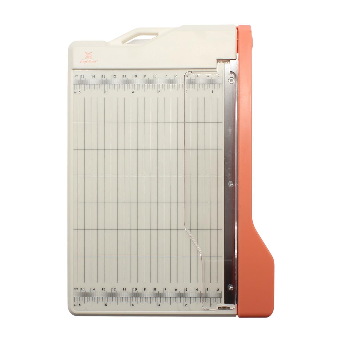 RDB(G)-685 Резак для бумаги гильотинный (22см (8.5)) 'Рукоделие'