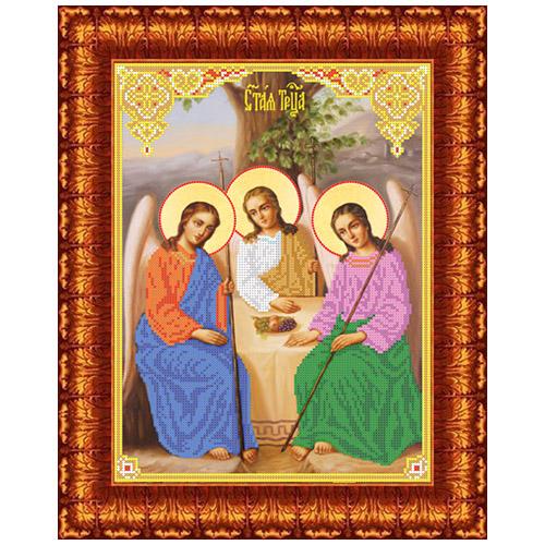 КБИ-3022 Канва с рисунком для бисера 'Святая Троица' А3
