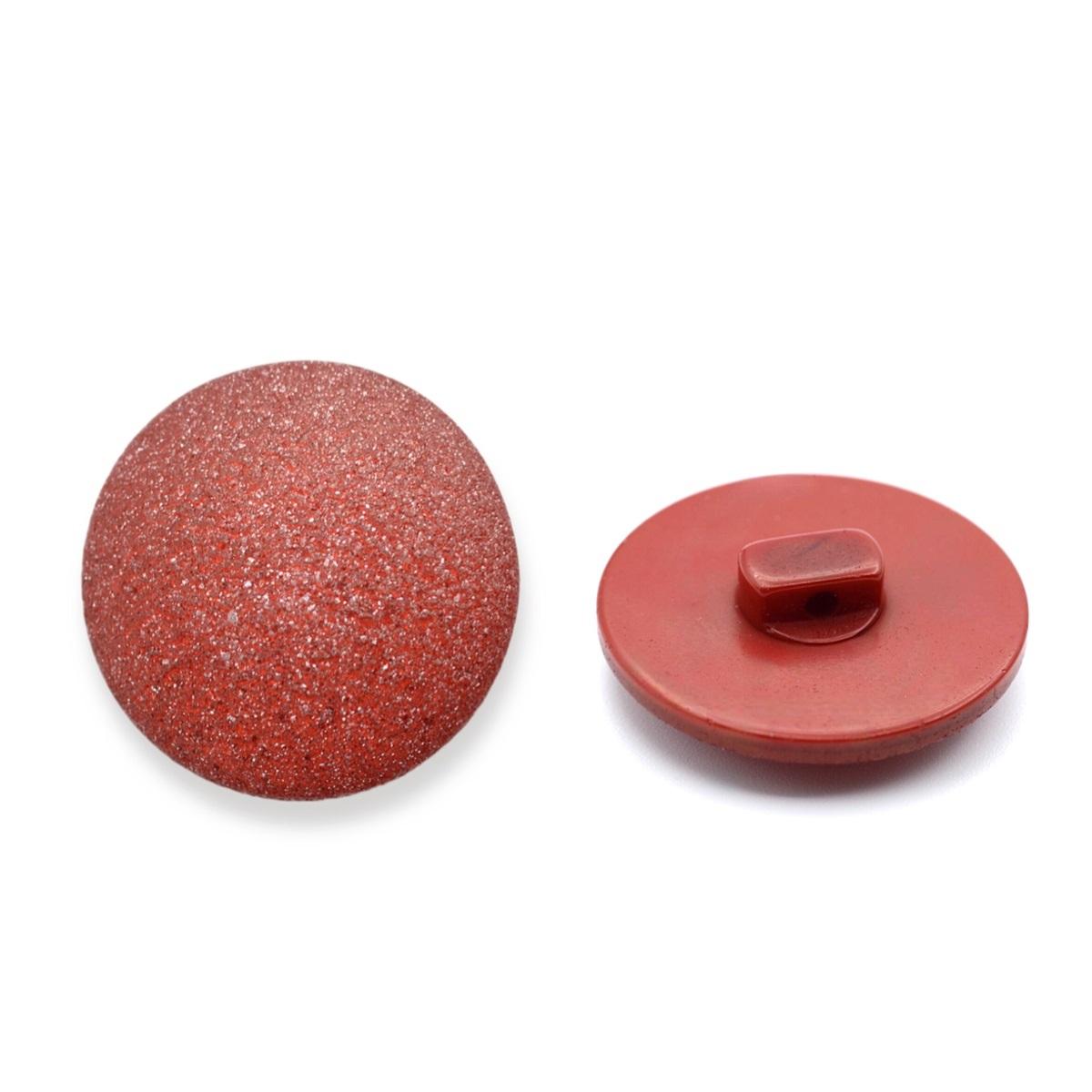 К2579 Пуговица 28мм (519 красный)