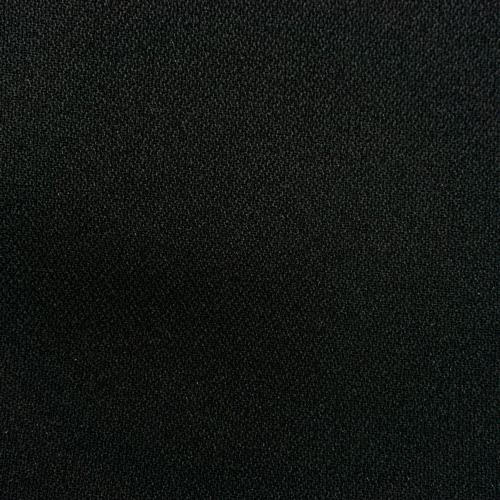 672W Дублерин 72 гр/м.кв. бистрейч, черный шир.150см*10м