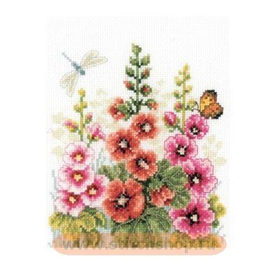 0143725-PN Счетный крест 15*19см - комплект для вышивания