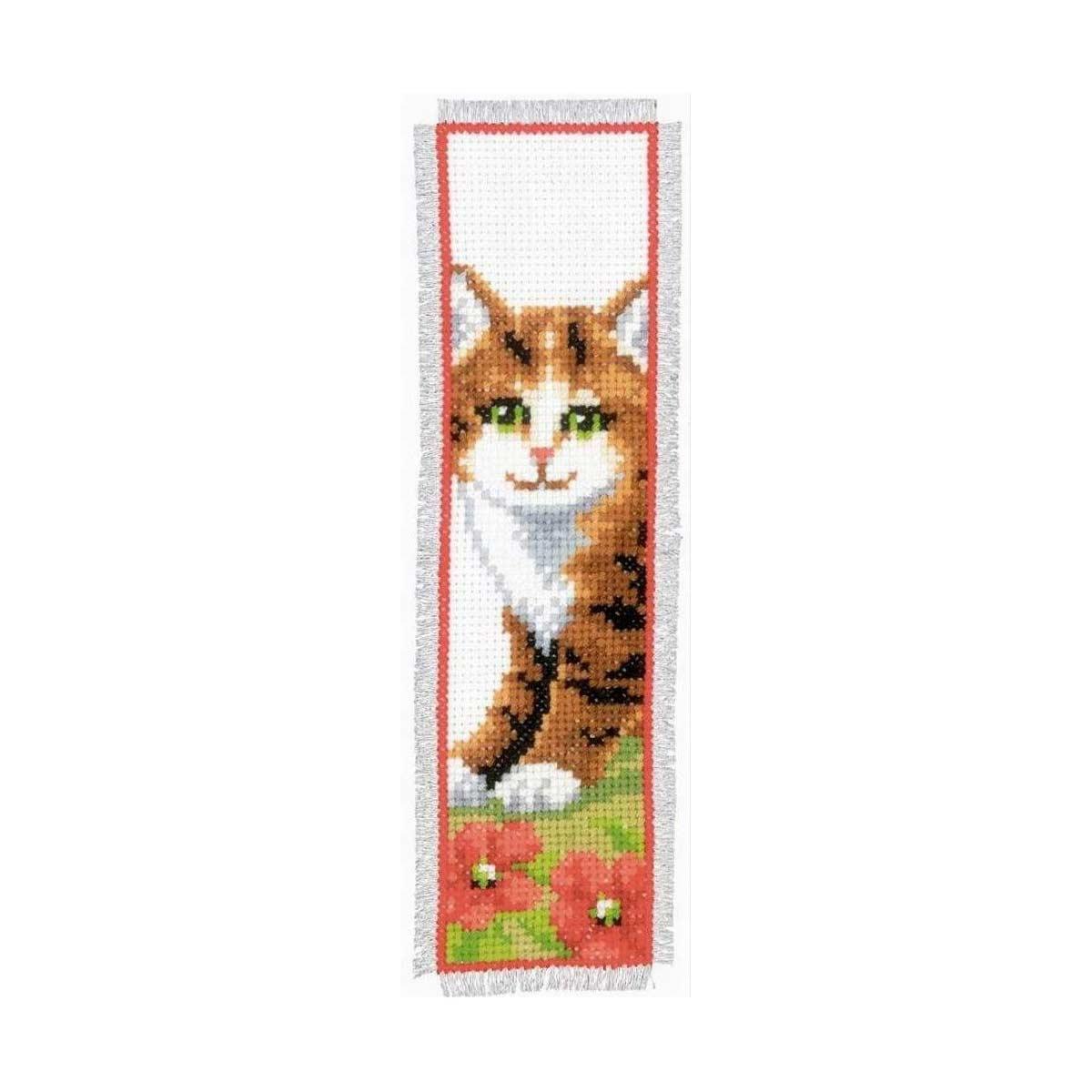 0143775-PN Закладка для книг 6*20см - комплект для вышивания