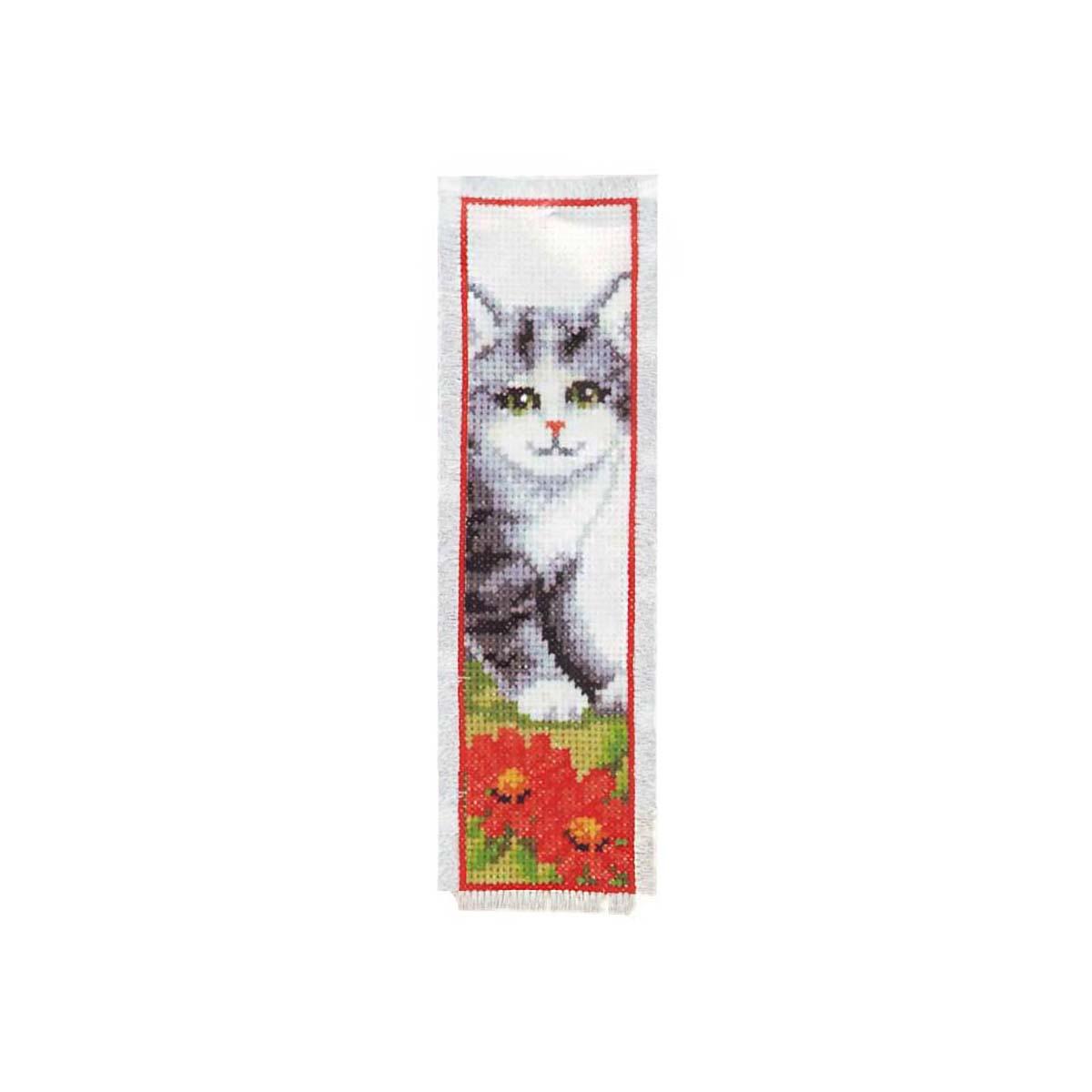 0143776-PN Закладка для книг 6*20см - комплект для вышивания