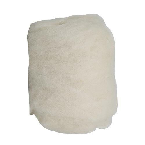255011 Шерсть овечья для фелтинга, натуральный, 50 гр. Glorex