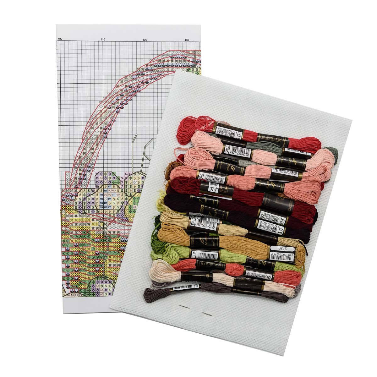 "Набор для вышивания 768 ""Вкус лета"", 50х37 см, Hobby&Pro"