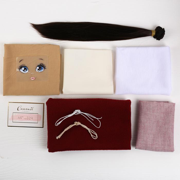 3548677 Интерьерная кукла 'Кэтти', набор для шитья, 18*22.5*3 см