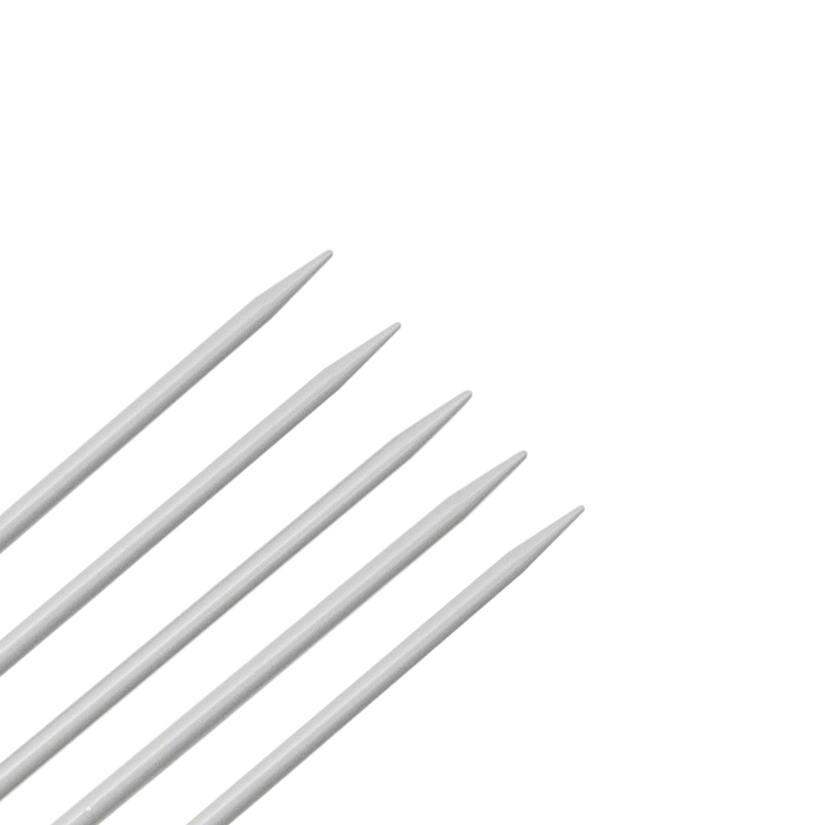 Спицы носочные алюминиевые с покрытием 940535, 20 см, 3,5 мм, Hobby&Pro