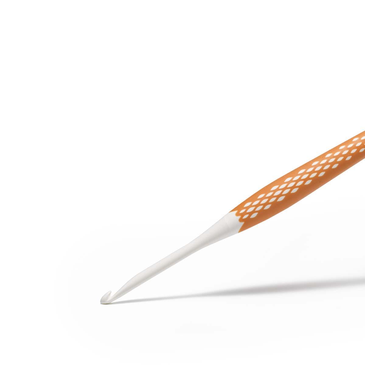 218486 Крючок для вязания Ergonomics 4,5мм/16см Prym