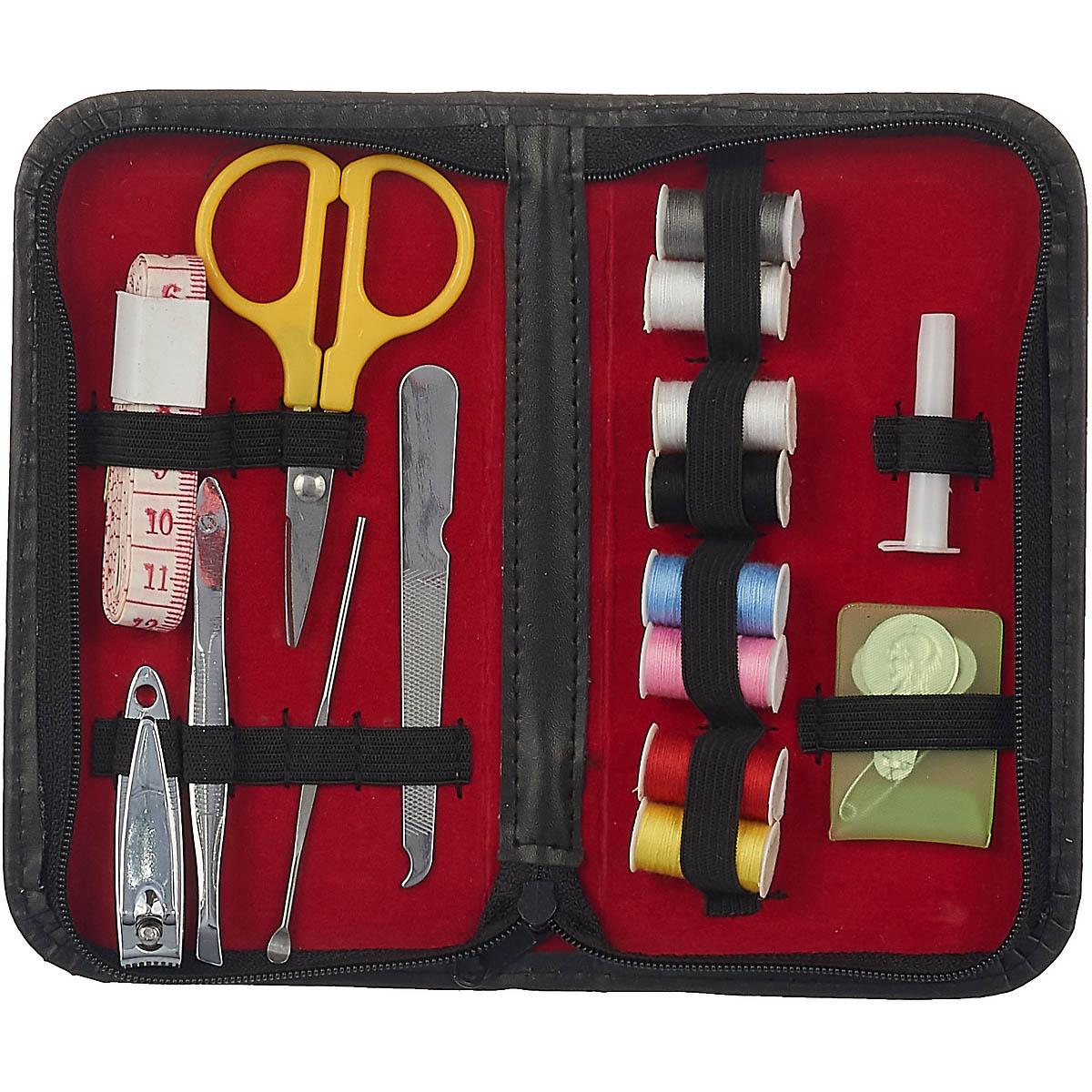 0340-6210 Мини-набор швейный, 18 шт