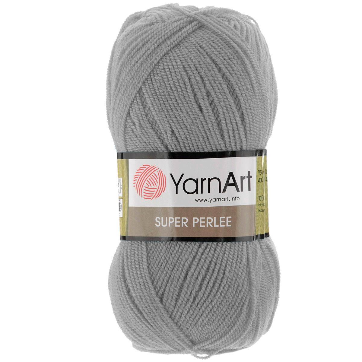 Пряжа YarnArt 'Super Perlee' 100гр 400м (100% акрил)