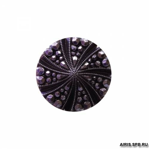 Пуговица с напылен.(зонтик) (р.24) ДУ