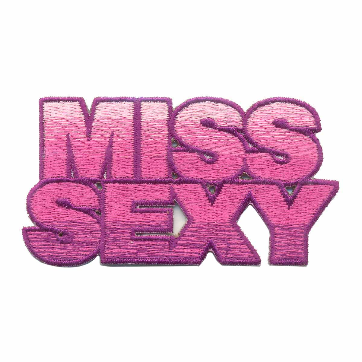 "Термоаппликация AD1172 ""Мисс Секси"", Hobby&Pro"