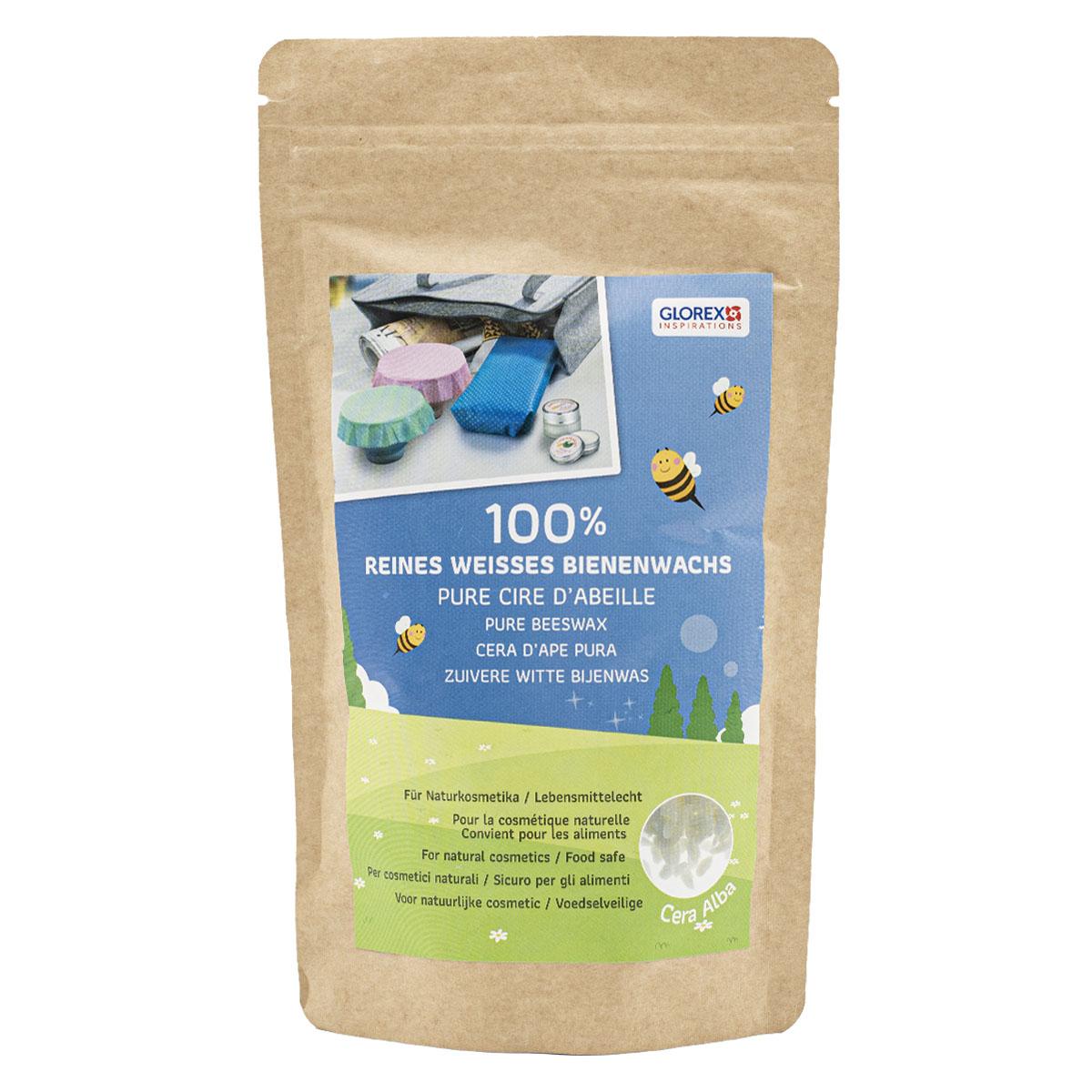 68600200 Пчелиный воск для создания восковых салфеток 200 гр Glorex