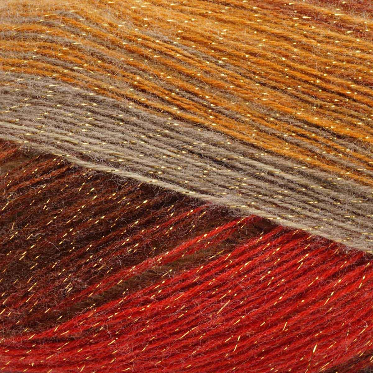 Пряжа ALIZE 'Angora Gold Batik' simli 100гр. 500м (75%акрил, 20%шерсть,5%мет.) ТУ