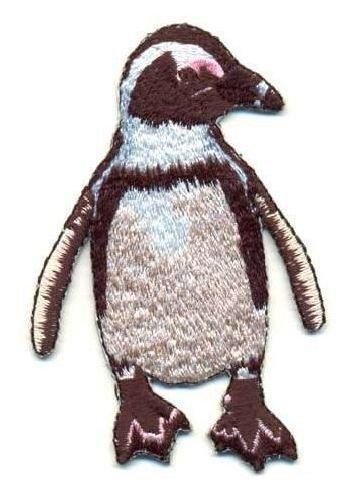 AD1196 Термоаппликация 'Пингвин', 9*5 см, Hobby&Pro