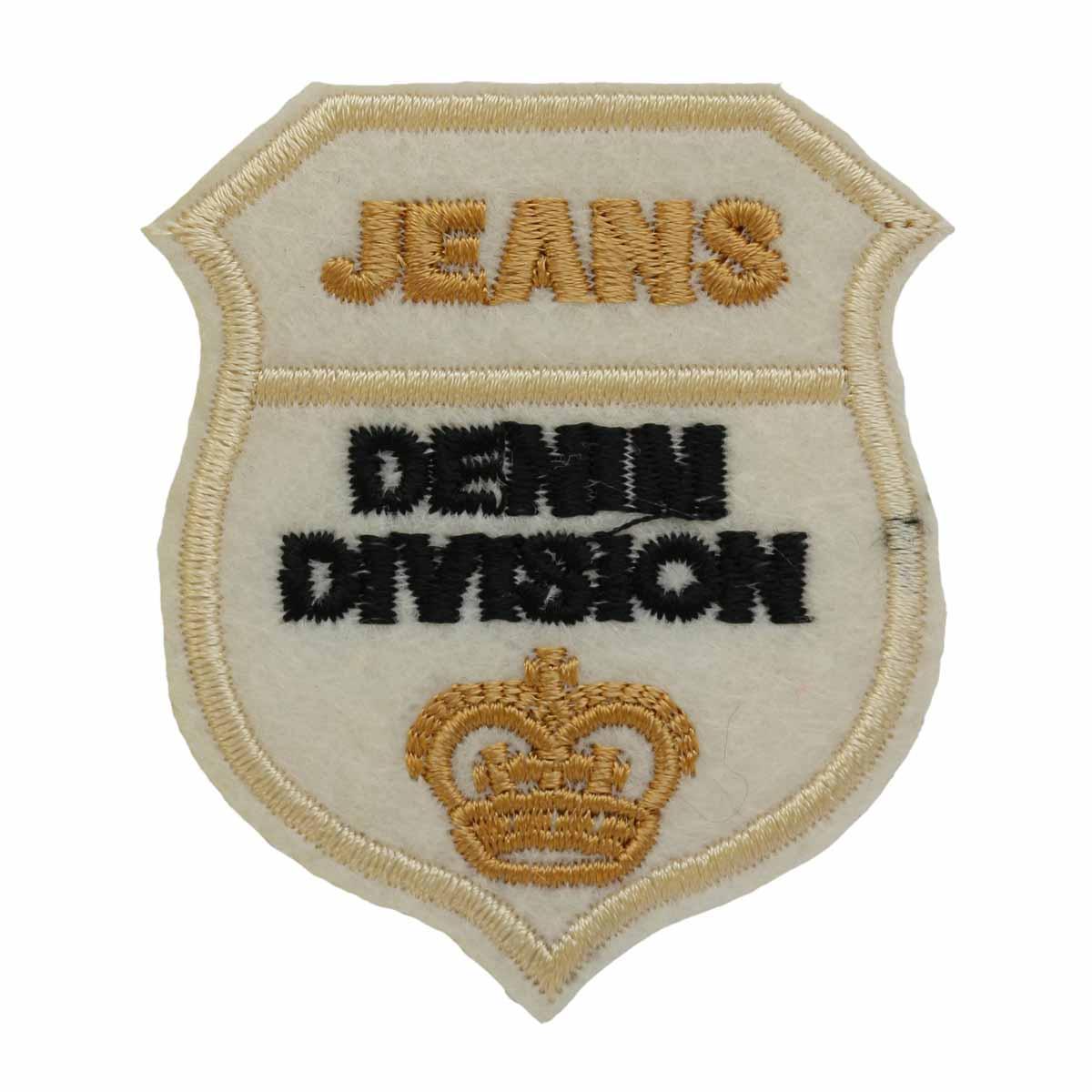 """Термоаппликация LM-80360 """"Jeans"""" 1 шт., Hobby&Pro"""