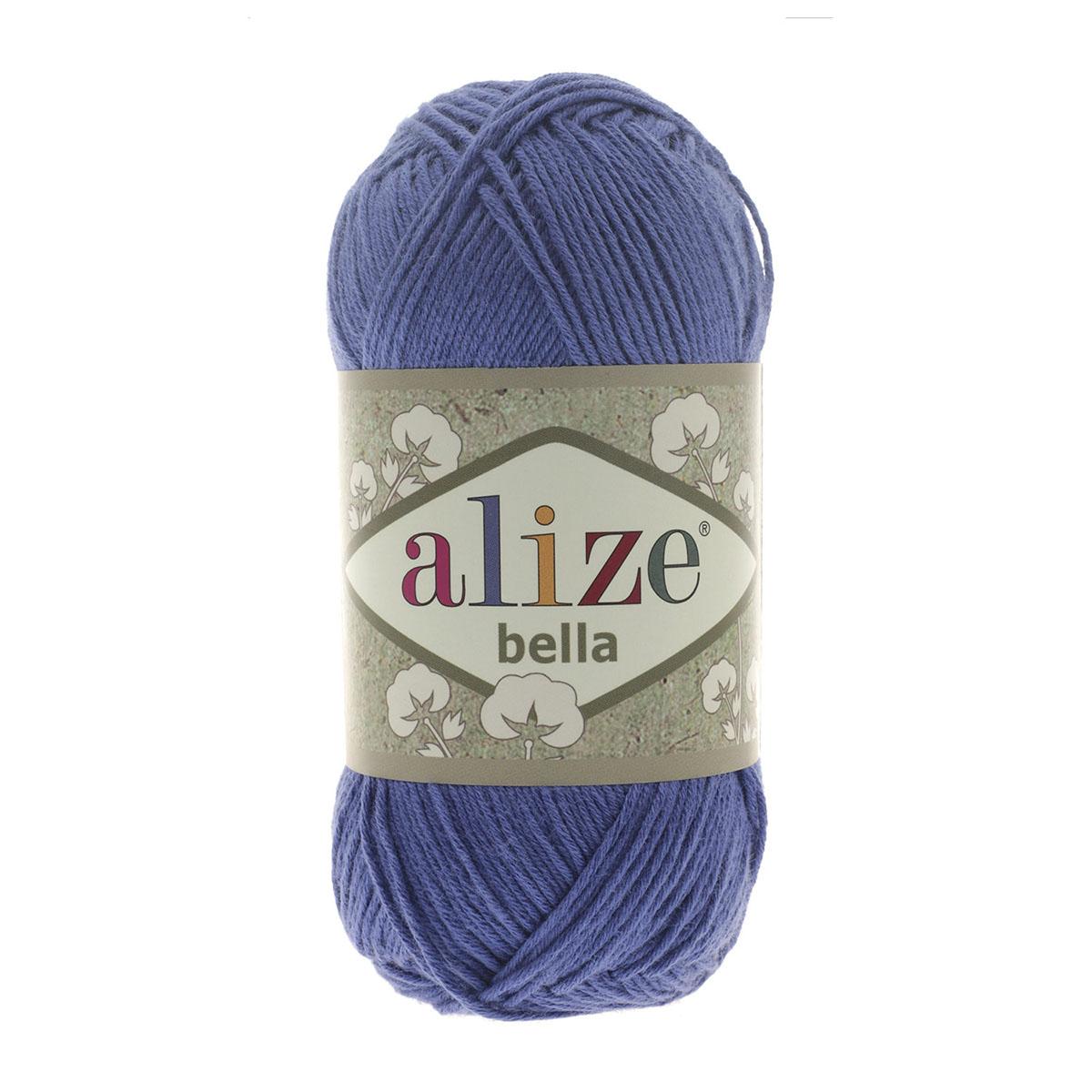 Пряжа ALIZE 'Bella' 50гр. 180м. (100% хлопок) ТУ