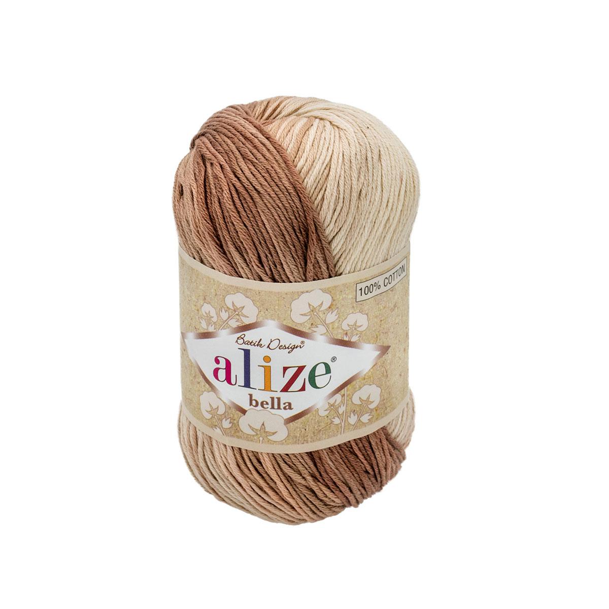 Пряжа ALIZE 'Bella batik' (100% хлопок) ТУ