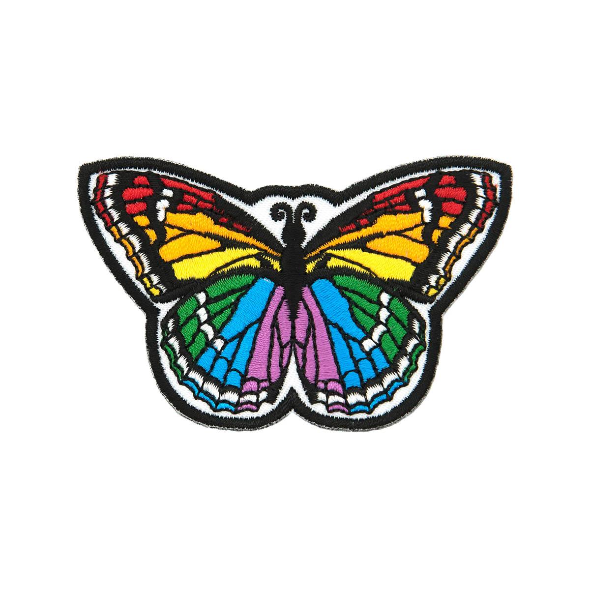Набор термоаппликаций 'Бабочки'