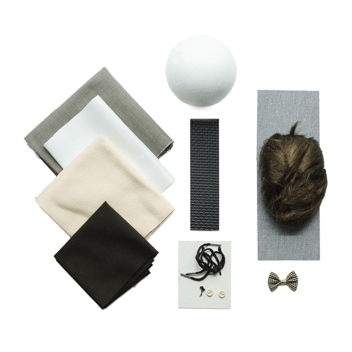 18-105 Набор для изготовления интерьерной игрушки 'Марк' , 27см