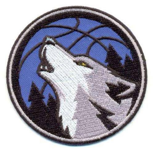 AD1214 Термоаппликация 'Голова волка', d 7,5 см, Hobby&Pro