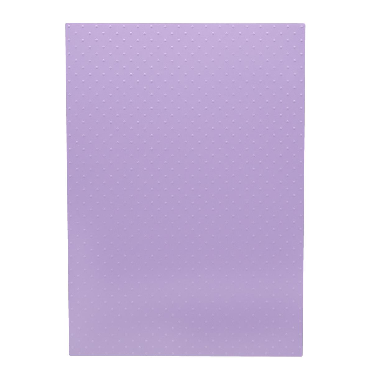 БР002 Бумага с рельефным рисунком 'Точки', упак./3 листа