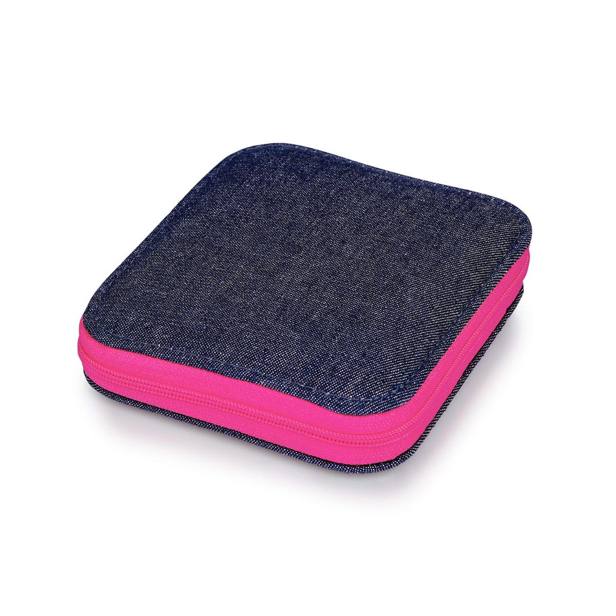 651242 Набор для шитья Деним/розовая молния, Prym