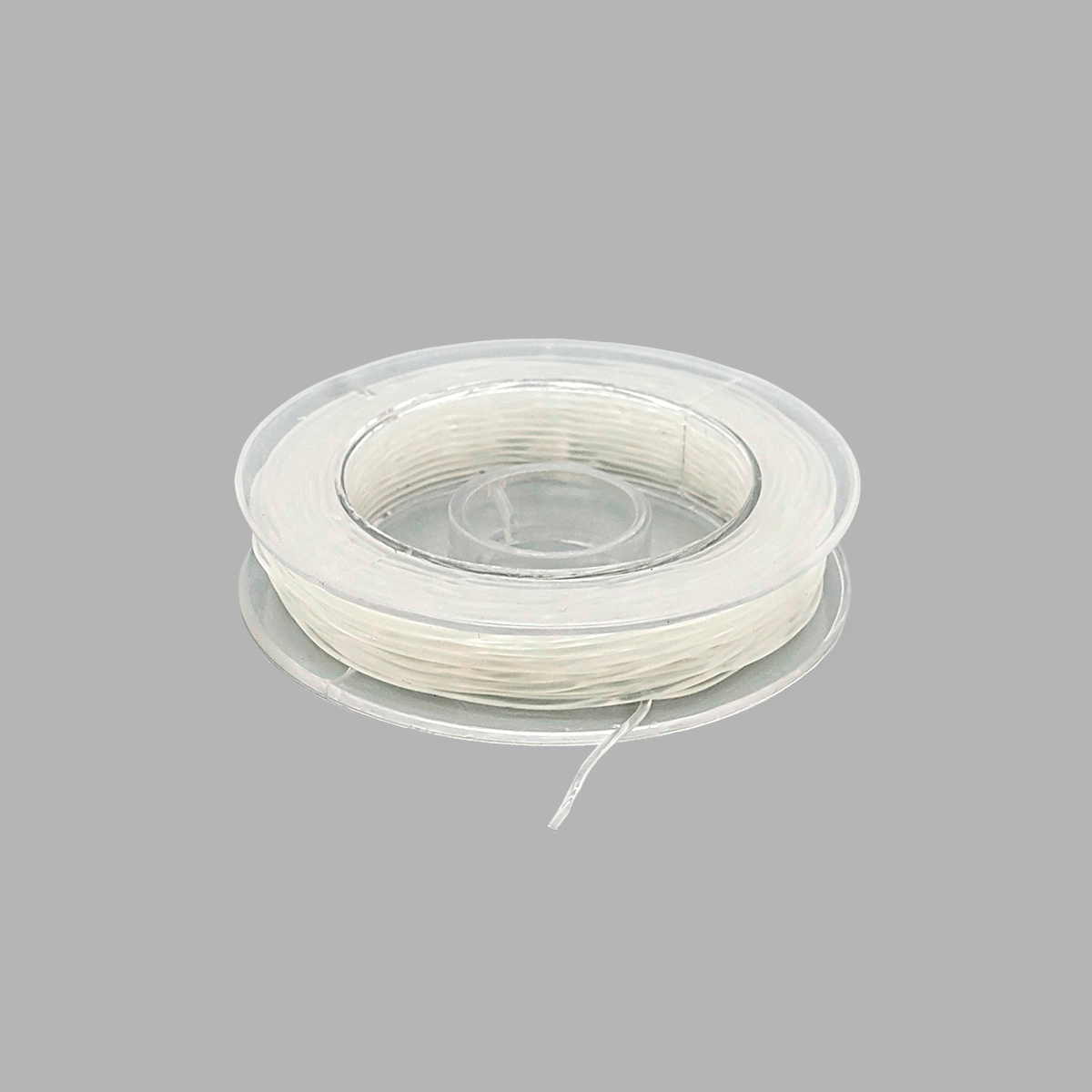Набор жемчужных бусин 10мм, 6 цветов + силиконовая нить, 150 шт/банка, Астра