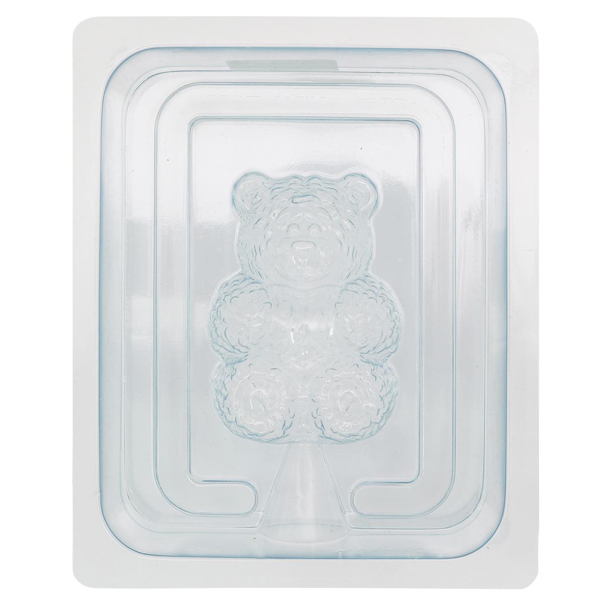Пластиковая форма 3D