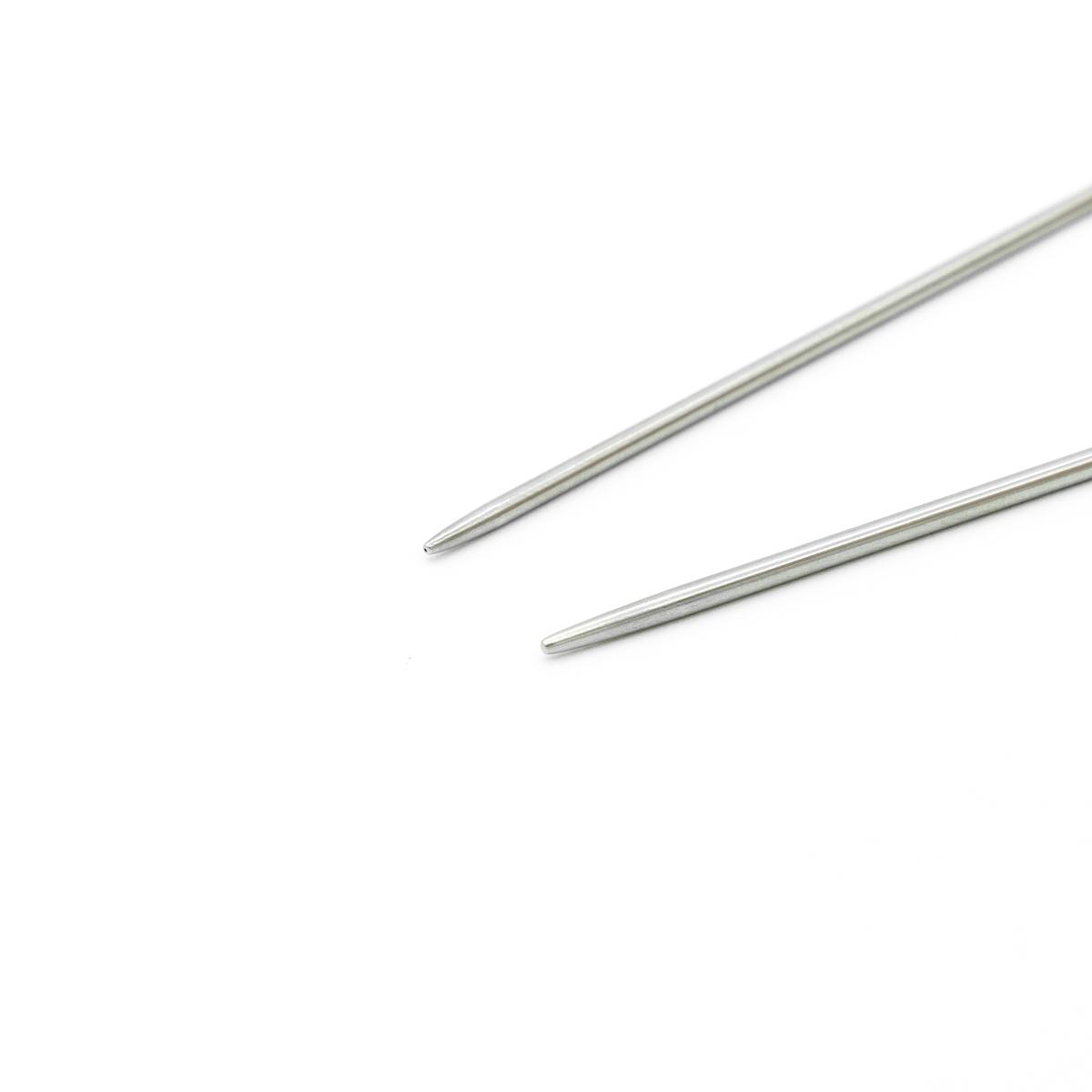 Спицы круговые металл 941120, 100 см, 2,0 мм, Hobby&Pro