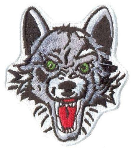 """Термоаппликация AD1286 """"Волк"""", Hobby&Pro"""