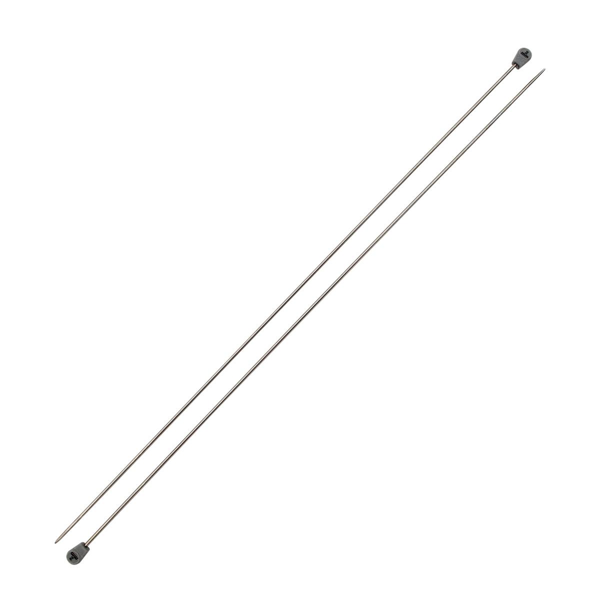 Спицы прямые металл 941220, 35 см, 2,0 мм, Hobby&Pro