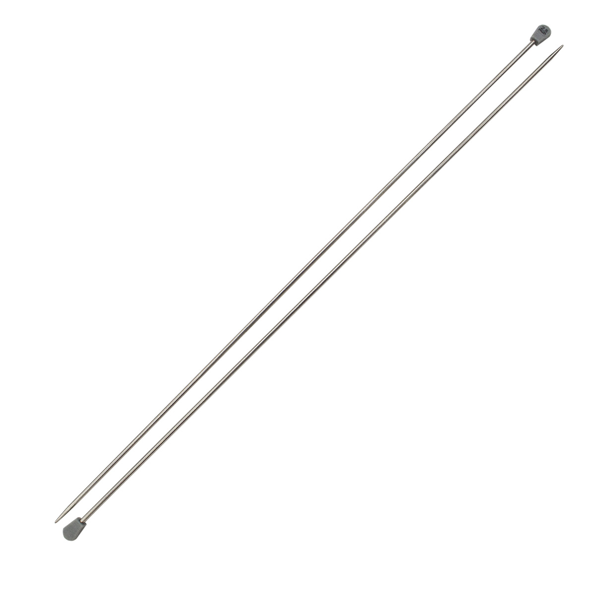 Спицы прямые металл 941225, 35 см, 2,5 мм, Hobby&Pro