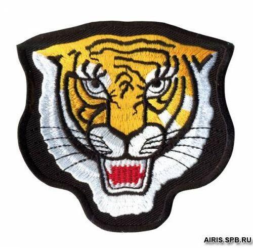 AD1321 Термоаппликация 'Тигр', 8,9*8,9 см, Hobby&Pro