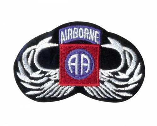 AD1354 Термоаппликация Airborne, 5*8,9 см, Hobby&Pro