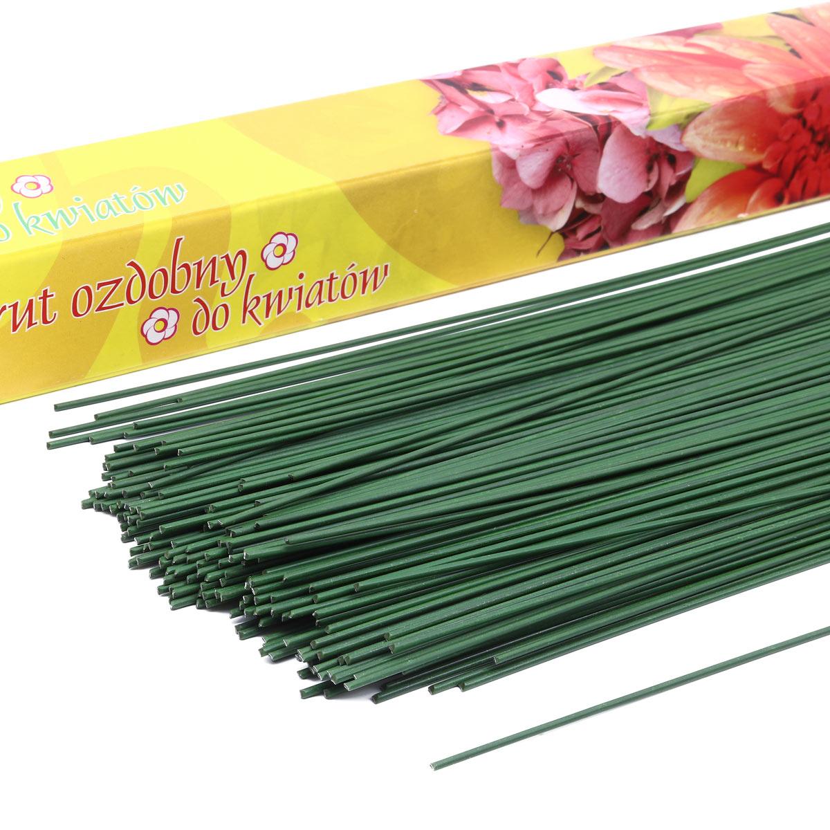 12646981 Проволока для цветов 1кг*1,4мм